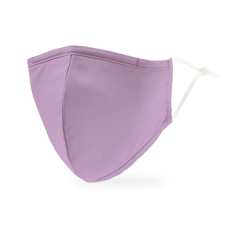 Adult Protective Cloth Face Mask - Lavender Purple