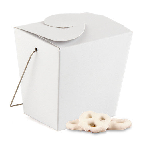 Wedding Favor Asian Take Out Box (Pack of 6)