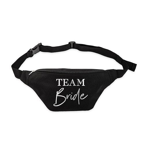 Bachelorette Personalized Team Bride Waist Fanny Pack
