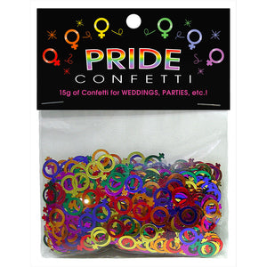 LGBT Pride Party Rainbow Confetti