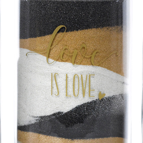 Love is Love Unity Sand Wedding Ceremony (Set of 4)