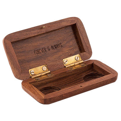 personalized wooden wedding ring box - Wedding Ring Boxes