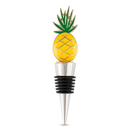 Pineapple Wine Bottle Stopper