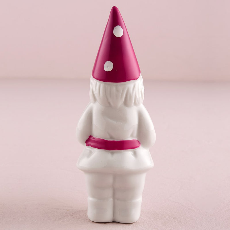 Mini Gnome Wedding Garden Favor (Pack of 4)