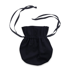 Protective Face Mask Travel Bag - Navy Blue