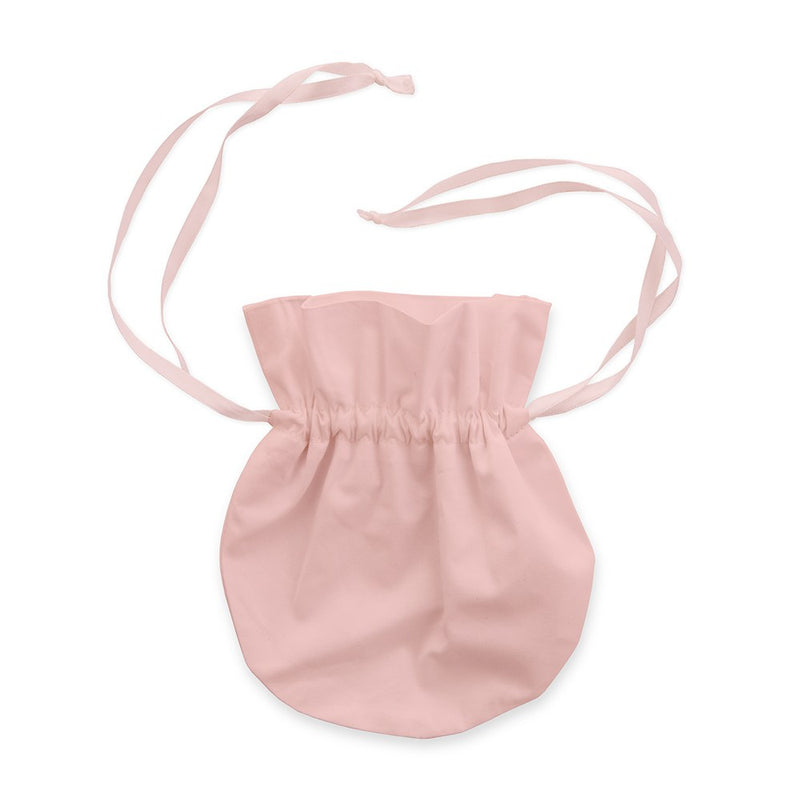 Protective Face Mask Travel Bag - Blush Pink