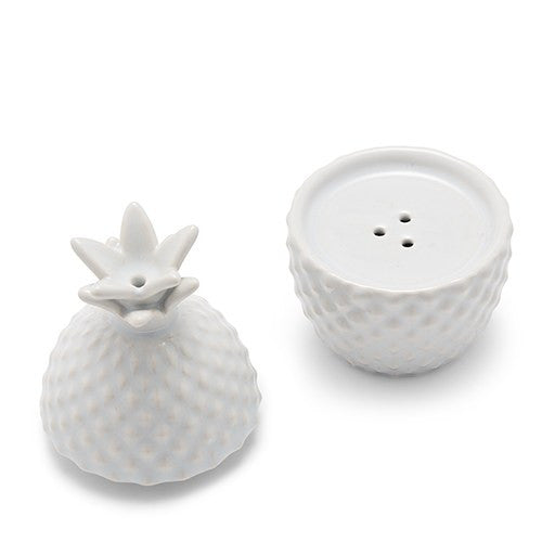 Stacked Pineapple Salt and Pepper Shaker Set (Pack of 6)