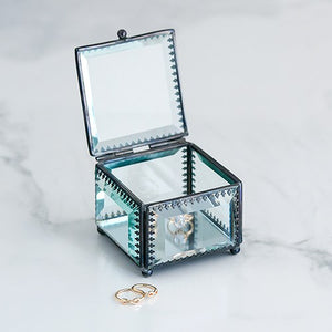 Engagement Wedding Ring Jewelry Box