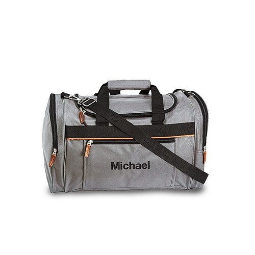 Men's Personalized Weekender Bag