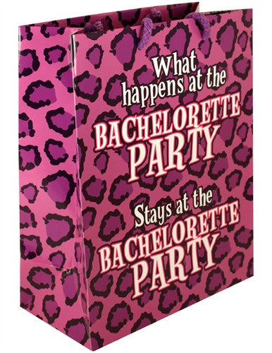 Funny Bachelorette Party Gift Bag