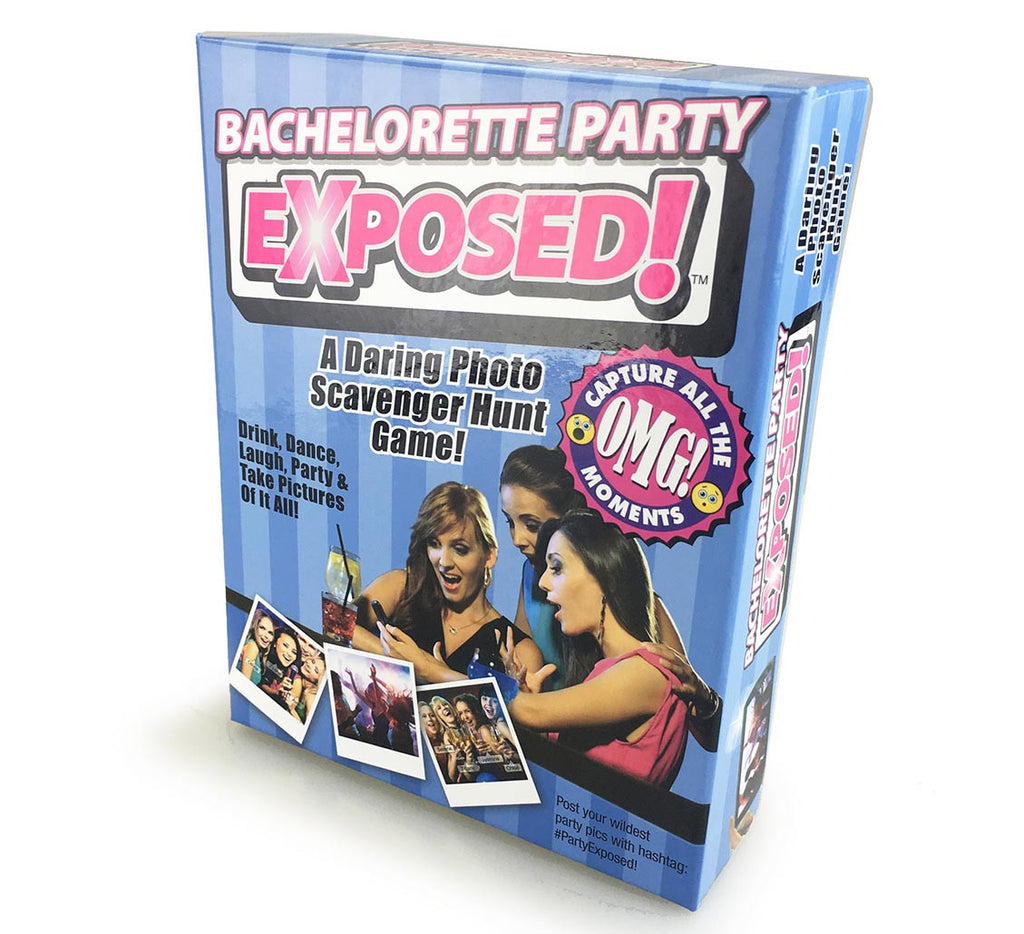 Exposed!..the Bachelorette Party Game