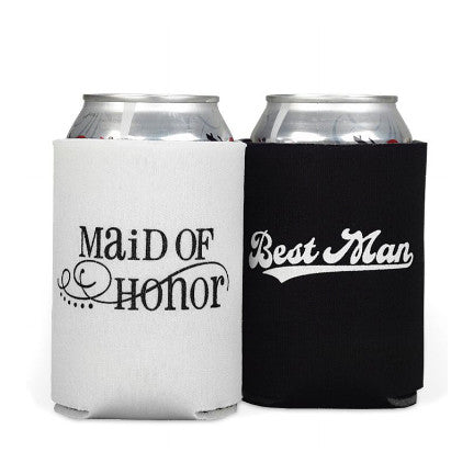 Maid of Honor & Best Man Can Kozy Cooler