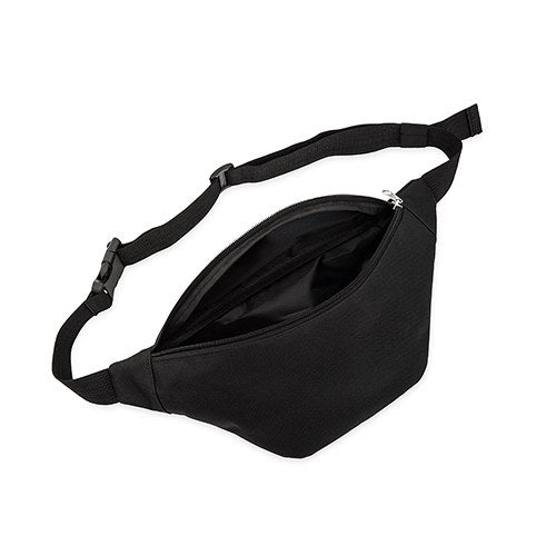 Black Bachelorette and Bridal Party Fanny Pack