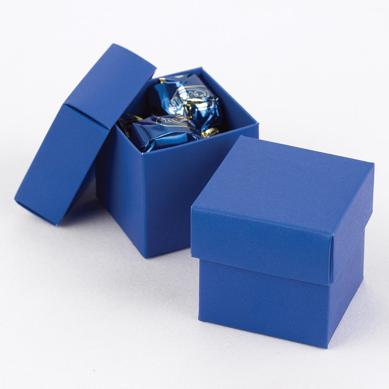Royal Blue 2-Piece Favor Box