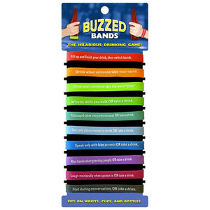 Buzzed Bands Extreme Dare Game