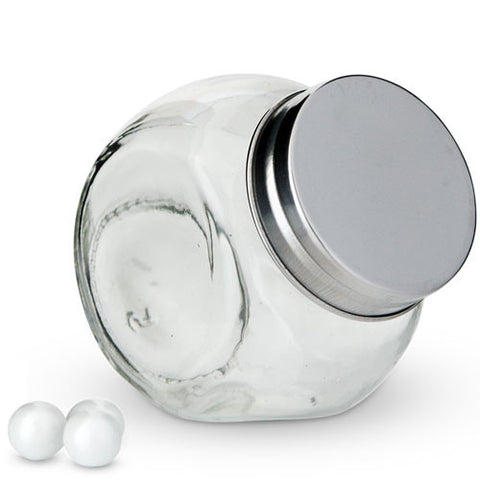 Mini Glass Jar with Lid Wedding Party Favor