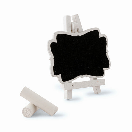 Mini Decorative Chalkboard Sign Table Decoration