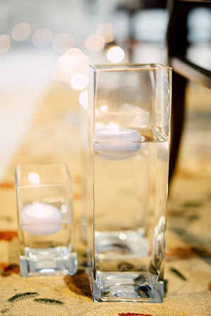 DIY Craft Floating Candles