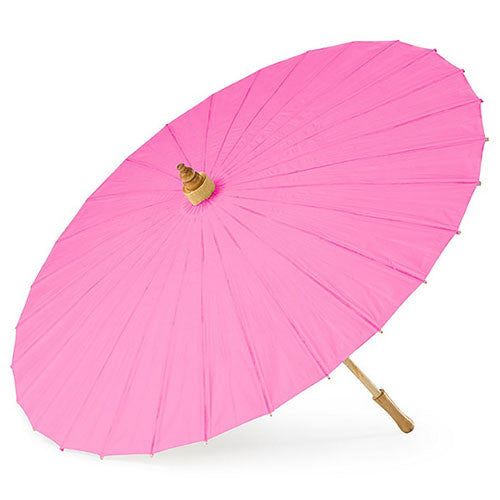 Colorful Paper Wedding Party Parasol