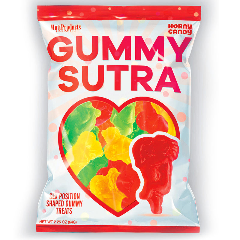 Gummy Sutra Candies 12 Piece Display Party Box