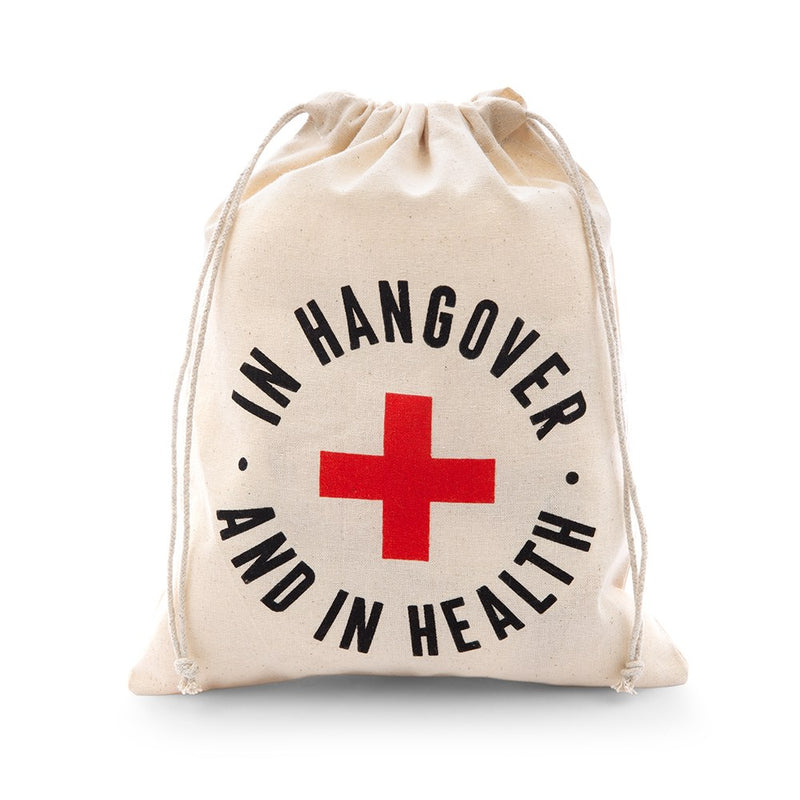 Hangover Party Favor Bag