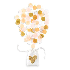 Tissue Paper Mixed Jumbo Party Confetti Decoration