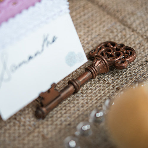 Vintage Skeleton Key Wine Stationery/Place Card Holder Save  Preview  Apps  Duplicate