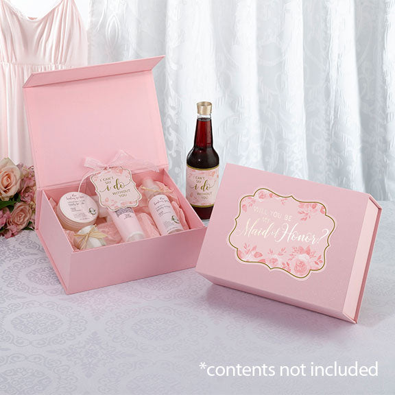 Will You Be My Matron of Honor Proposal Box