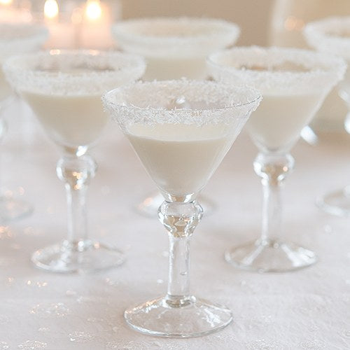 Mini Martini Wedding Party Favor Glasses