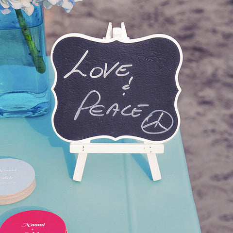 Miniature Decorative Chalkboard Signs