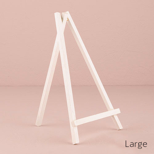 12 Inch Mini Wooden Easel
