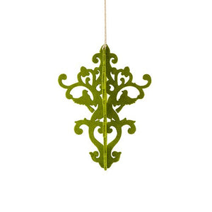 Woodland Wedding Moss Party Chandelier Decoration