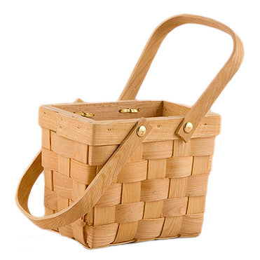 Picnic Basket Party Favor - 6 Inch