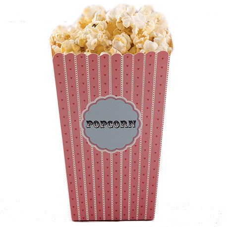 Popcorn Carton Container Favors for Wedding Popcorn Bar