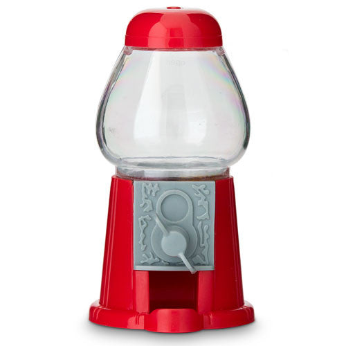 Red Mini Gumball Machine Favor - Empty