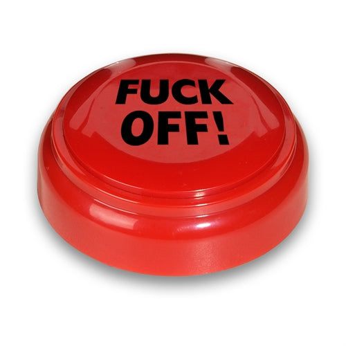 F-Off Red Easy Panic Button