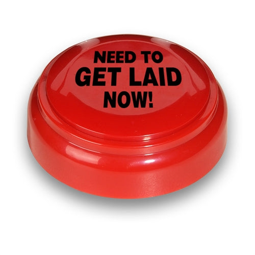 Need to Get...Now! Red Easy Panic Button