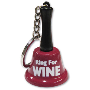 Ring for Wine Bell