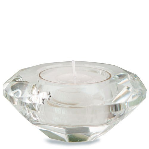 Crystal Tealight Candle Holder (Pack of 6)