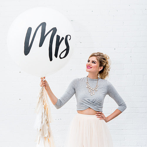 Mrs Large 36-inch Balloon