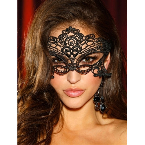 Bachelorette Party Embroidered Venice Mask