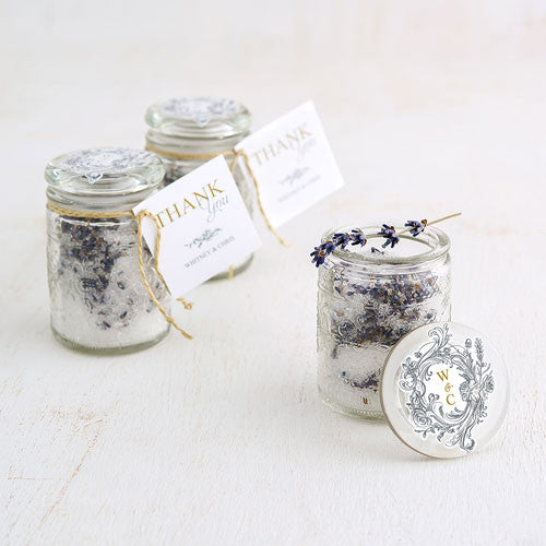 Small Mason Jar Party Favor with Lid