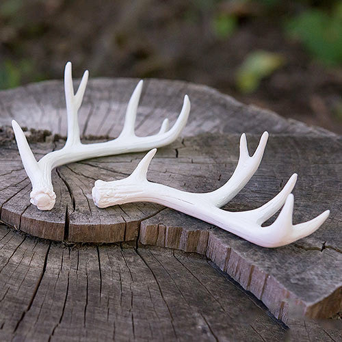 Mini Faux Antler Stationery Card Holders