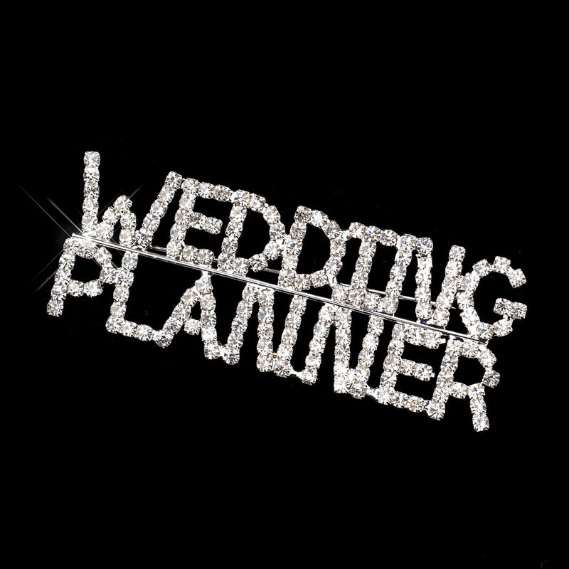 Wedding Planner Pin
