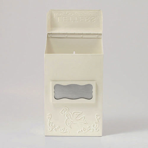 """Special Delivery"" Wedding Ceremony Letter Box"