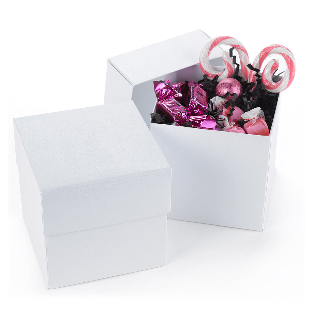 Two Piece Cupcake Favor Box – Candy Cake Weddings