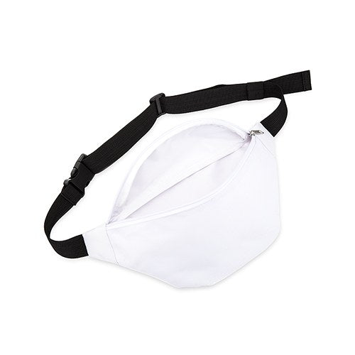 White Bachelorette and Bridal Party Fanny Pack