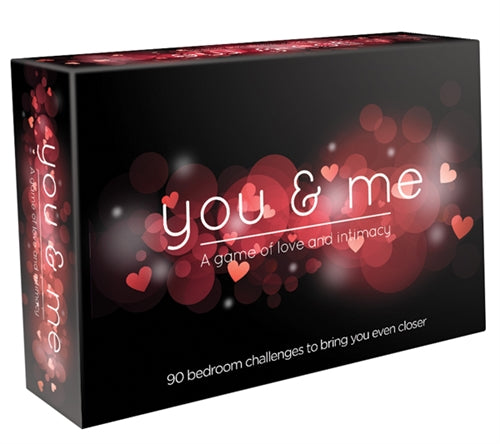 You and Me - A fun game for lovers