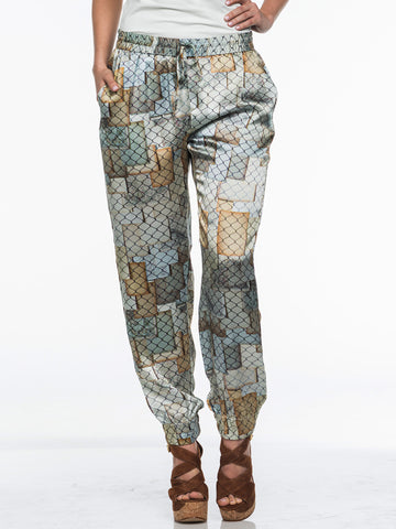 Allover Pant by Mauro Giaconi