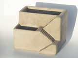 Concrete Architectural Planter Or Organizer 2
